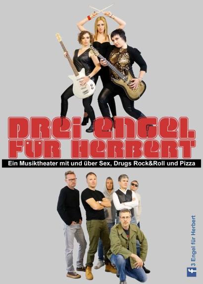 Flyer 3 Engel für Herbert